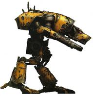 Caedus Ferox Warhound