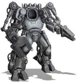 Delphis Mk II 'Prensio' Lifter Armour