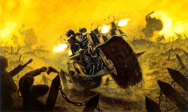 File:Chaos Space Marine Biker combat.jpg