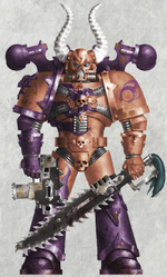 Flawless Host Heretic Astartes