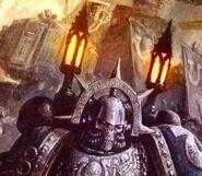 UM Chaplain Iron Halo