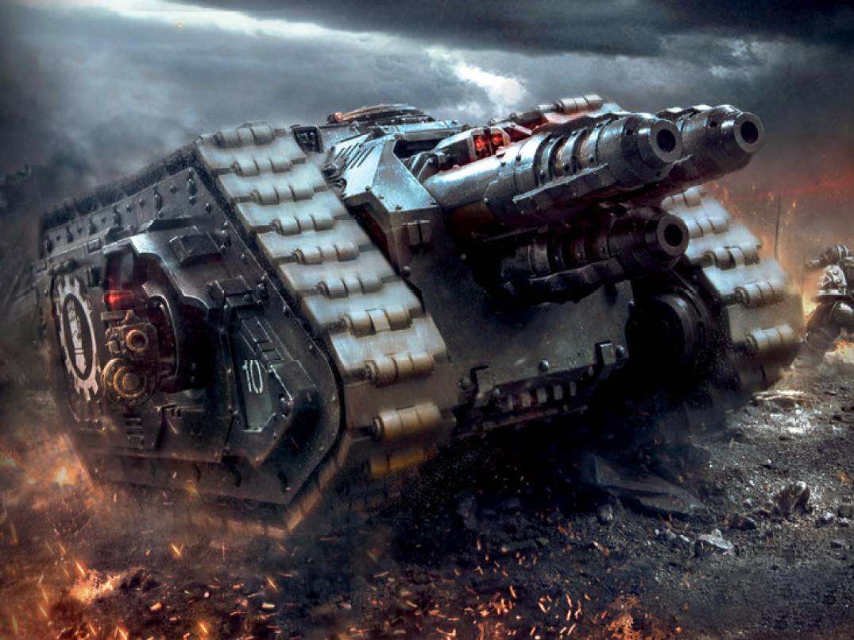 Cerberus Heavy Tank Destroyer | Warhammer 40k | FANDOM