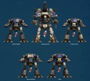 Arcus Battleline Maniple War Griffons