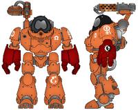 Ryza Kastelan Robot