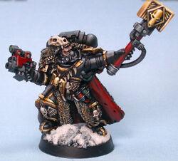 Sternhammer Wolf Priest