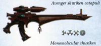Avenger Shuriken Catapult