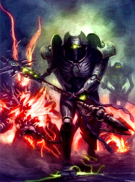 Cryptek   Warhammer 40k   FANDOM powered by Wikia