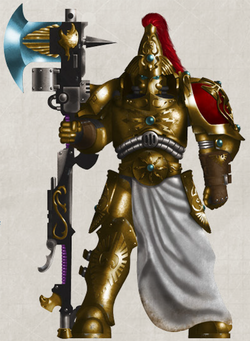 Custodian Emissaries Imperatus