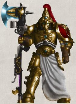 Custodian Emissaries Imperatus