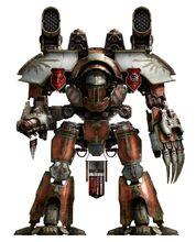 Dauntless Warlord