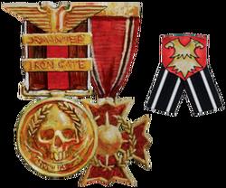Medal Rack ZiXIS