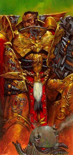 Shield Captain Mikaelor Cobernus