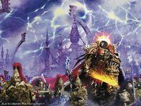 Emperor Webway War
