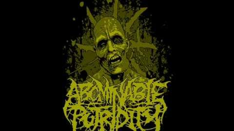 Abominable Putridity - Entrails Full Of Vermin