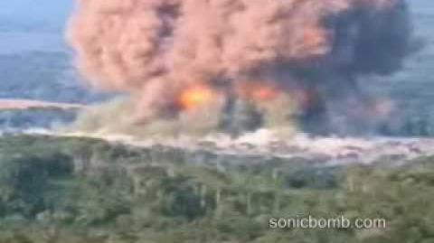 50 Ton Explosion 1963