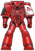 Blood Swords Marine