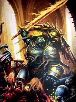 Guilliman Sword of Emperor