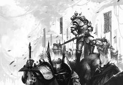 Knight's of Calliban