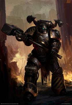 IronWarriorsWarhammer