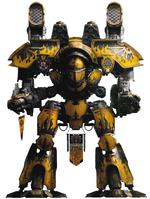 Legio Fureans Warlord Altair Fajar