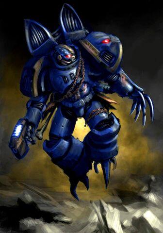 File:Night lords chaos raptor by jutami.jpg