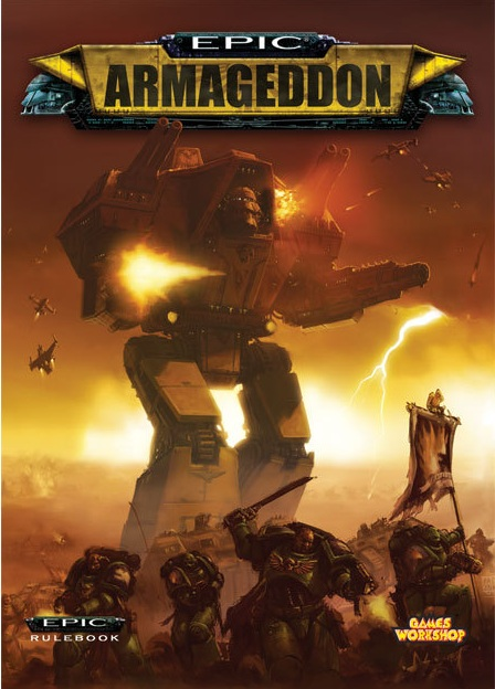 Epic Armageddon   Warhammer 40k   FANDOM powered by Wikia