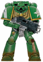 Invader Tact Marine