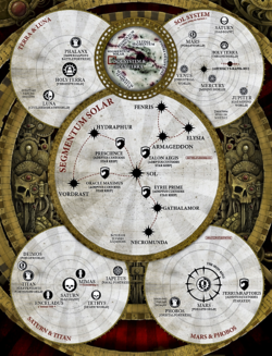 Segmentum Solar | Warhammer 40k | FANDOM powered by Wikia