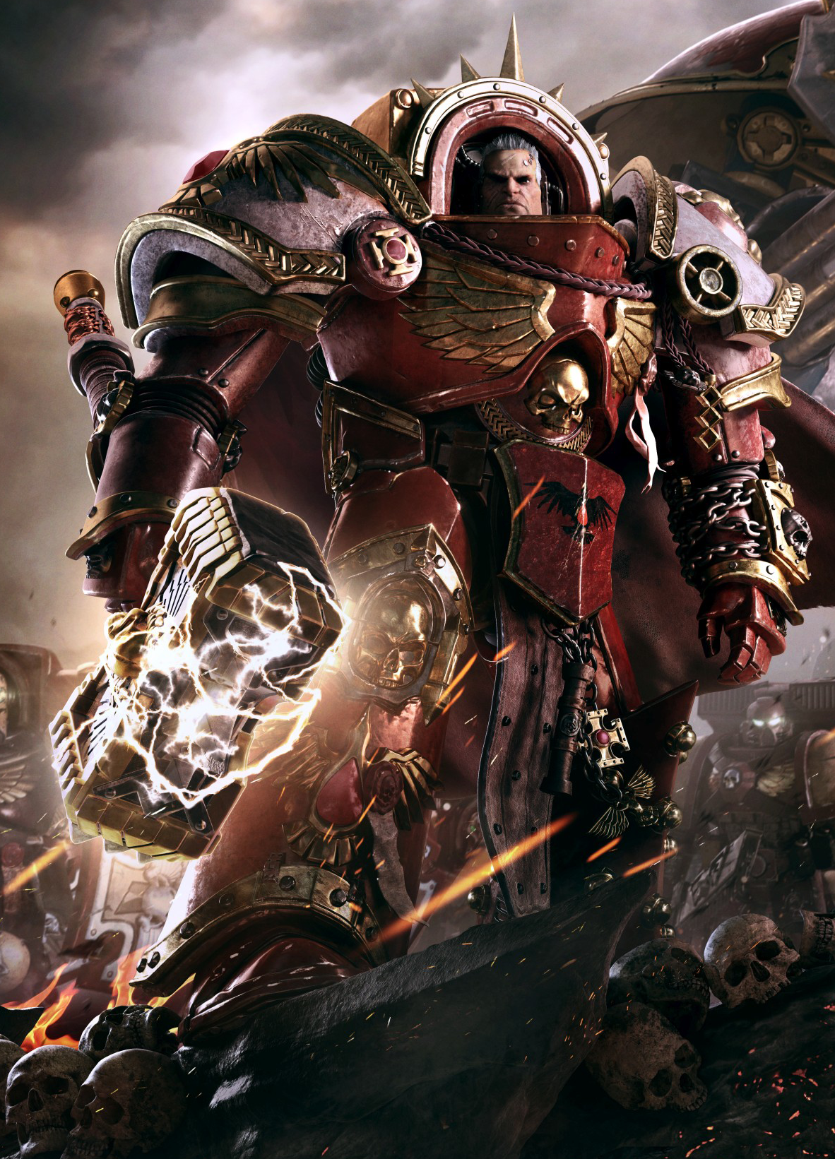 Gabriel Angelos | Warhammer 40k | FANDOM powered by Wikia