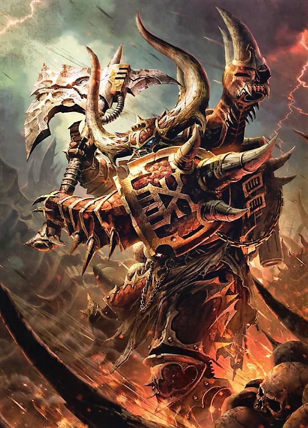 erilaisia muotoiluja uusin Yhdistynyt kuningaskunta Champion of Chaos | Warhammer 40k | FANDOM powered by Wikia