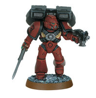 Exorcist Assault Marine