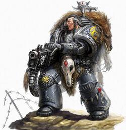 Long Fangs Sgt by skor2d
