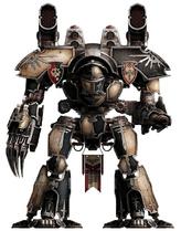 Legio Vulturum Warlord Class Titan