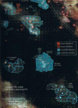 Strategic Disposition Map 905.M41