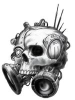 Vox Servo-Skull