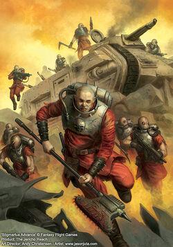 Stigmartus at War