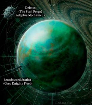 Titan (Moon)   Warhammer 40k   FANDOM powered by Wikia