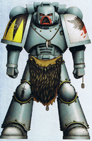 Wolf Guard Pack Leader Frostclaw