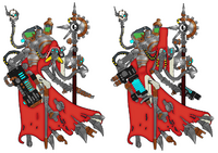 Mars Tech-Priests Dominus