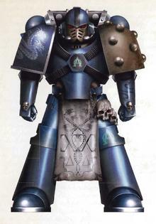Alpha Legion Seeker