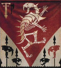 Legio Vulpa Legio Heraldry