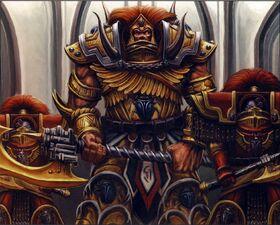 Magnus' Coven-Personal Bodyguard