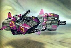 Borvinus Land Speeder Squad 231
