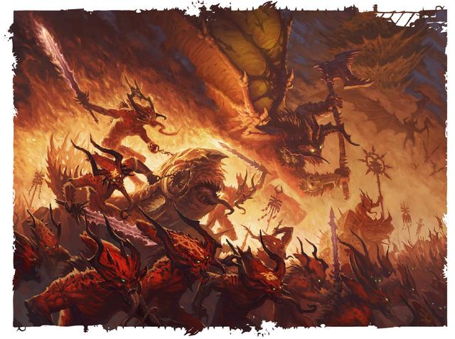 File:Daemonkin Daemon Army.png