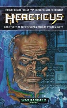 Hereticus (2002) cover
