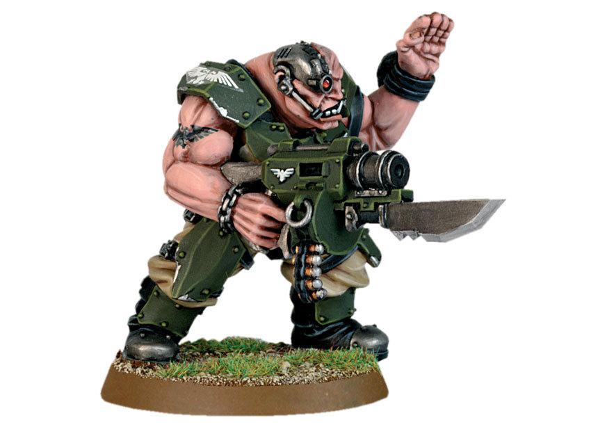 Image - Imperial Guard - Ogryn Squad 1 (BONE-head).jpg | Warhammer ...