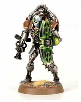 Triach Praetor with with Void Blade