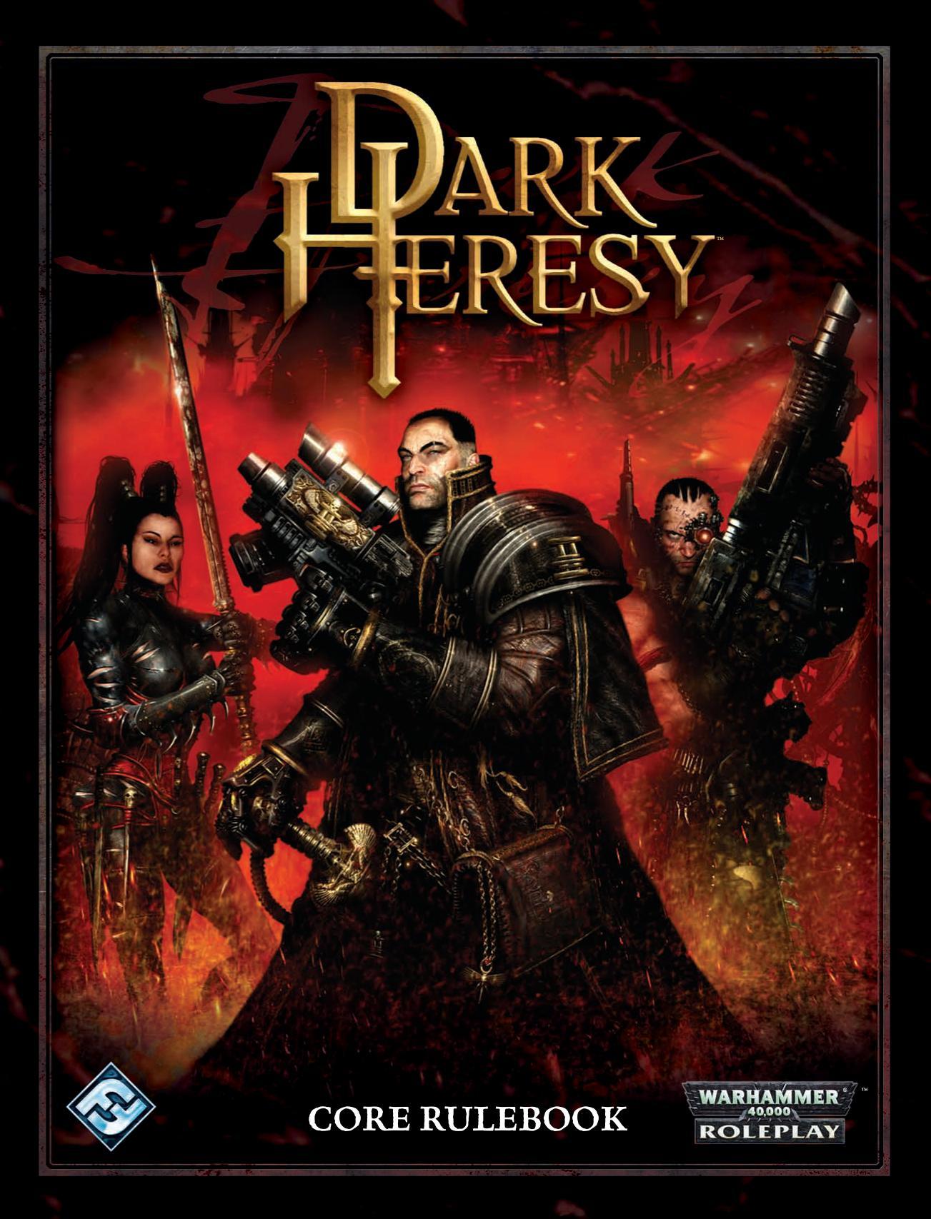 Pdf dark handbook heresy radicals