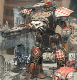 Emp's Guard Reaver Titan