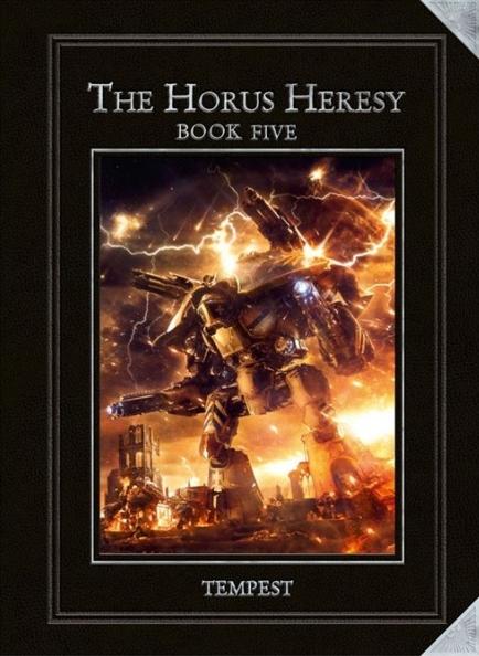 Horus Heresy Book Five Tempest Pdf